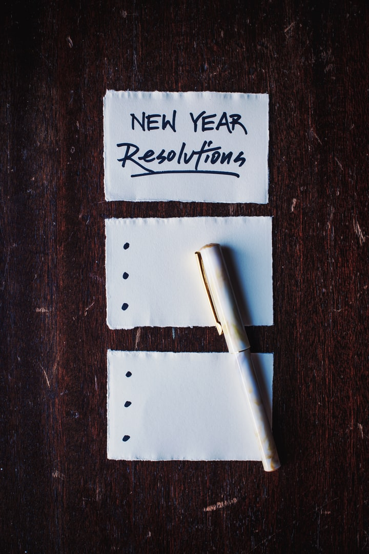 The Trouble With Resolutions: