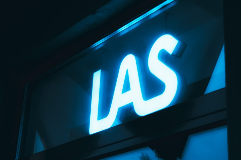 white and black love neon light signage