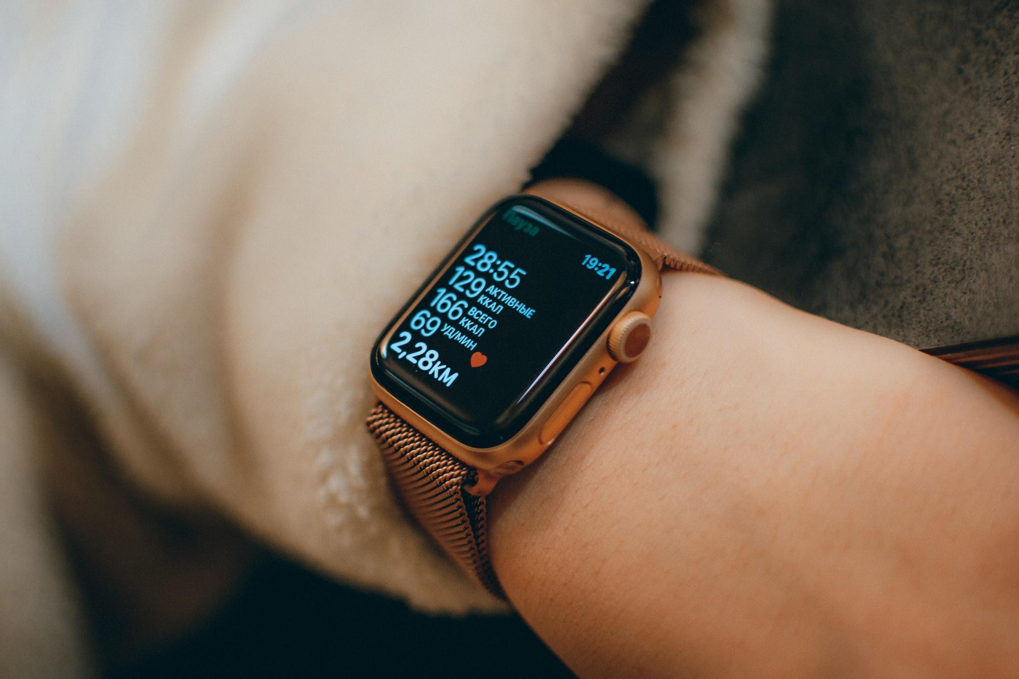 Чехи сумели взломать защиту Apple Watch