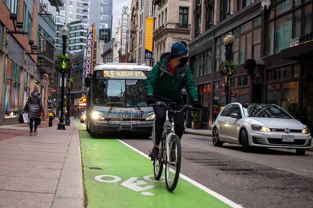 Bike, Bike Lane