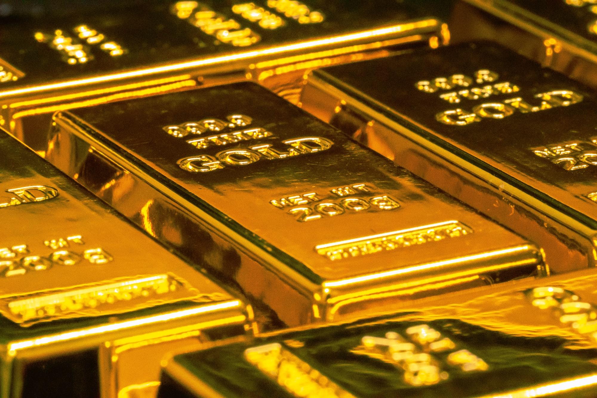 ทองคำพุ่งสู่จุดสูงสุดในรอบ 4 เดือนหลังจากตลาด Crypto ร่วง
