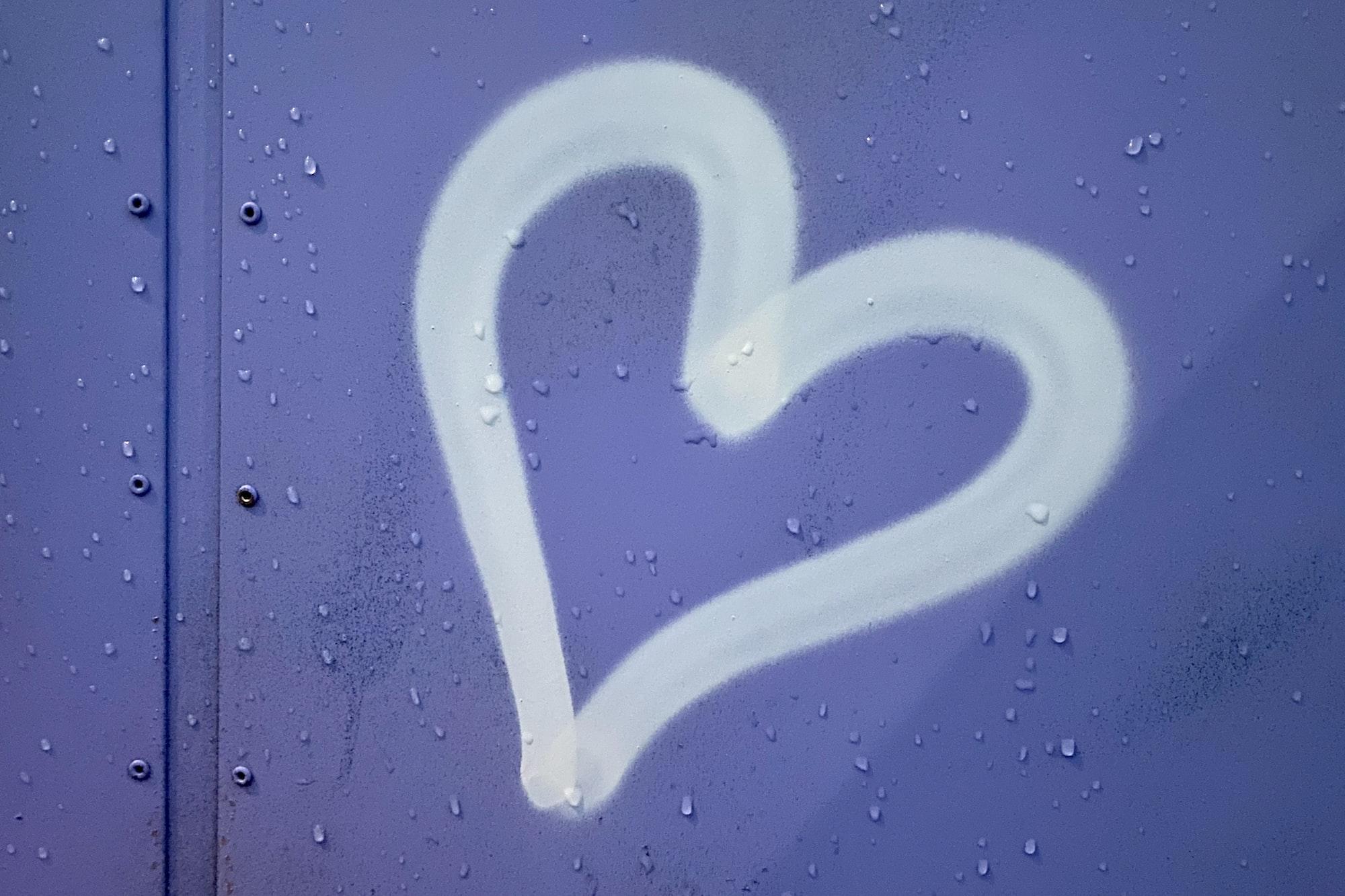 follow the white heart