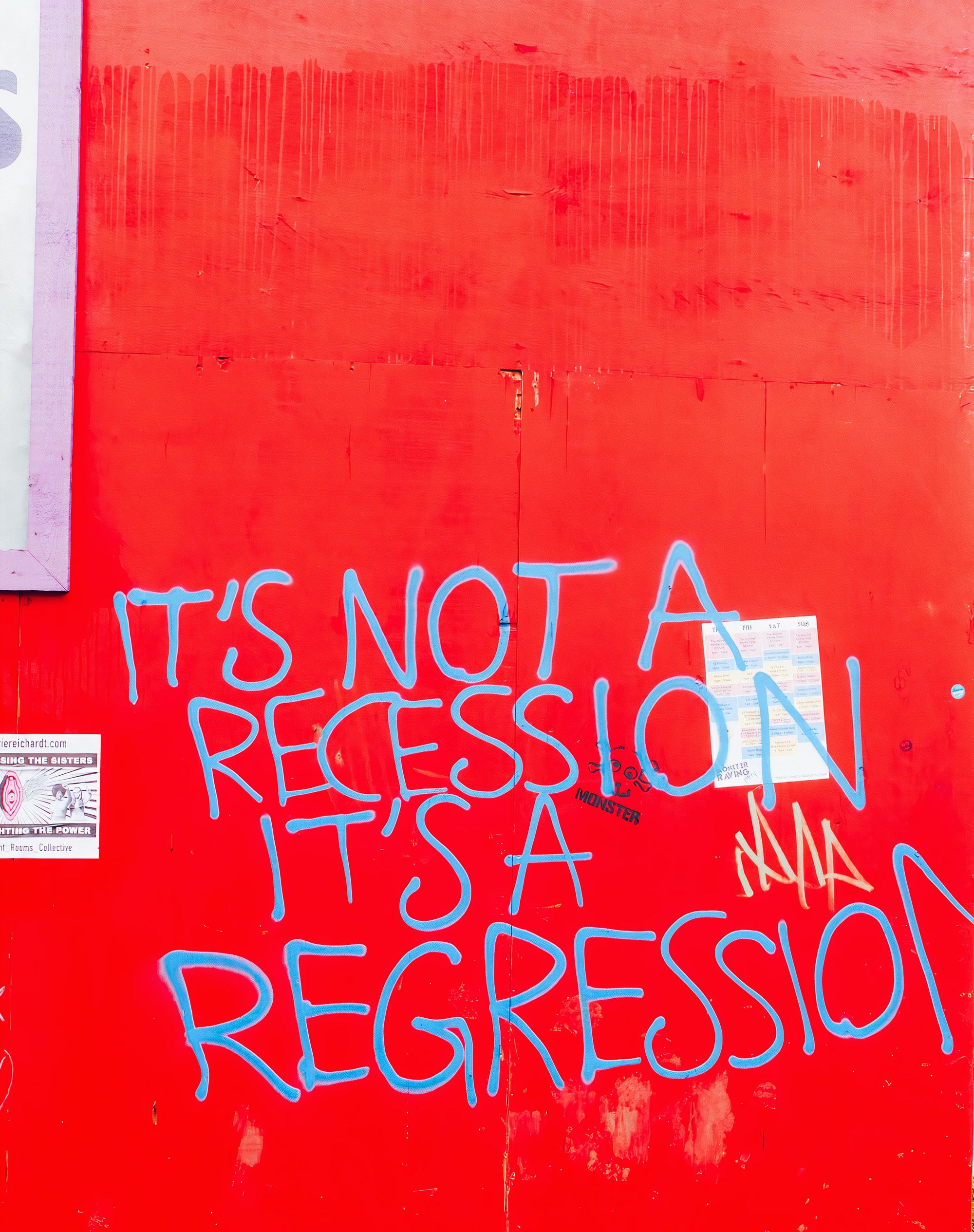 Recession Testing is the new Regression Testing