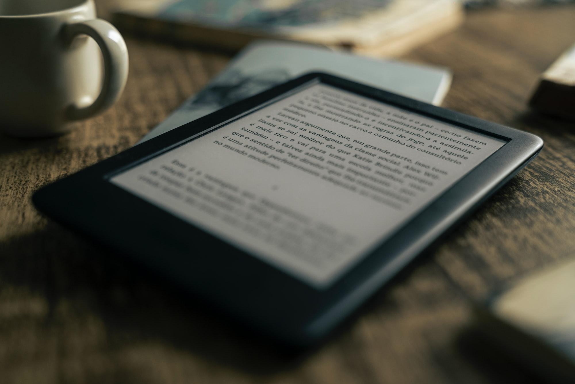 Kindle Paperwhite 4 購買心得 & 踩坑紀錄