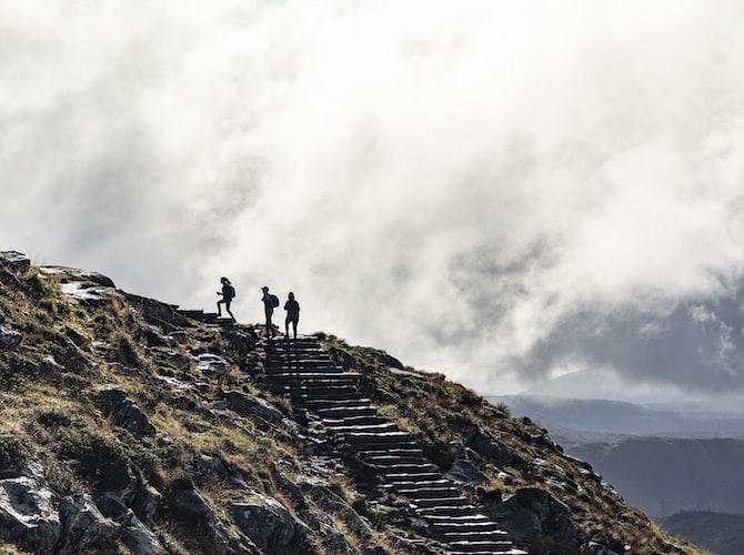norway hike