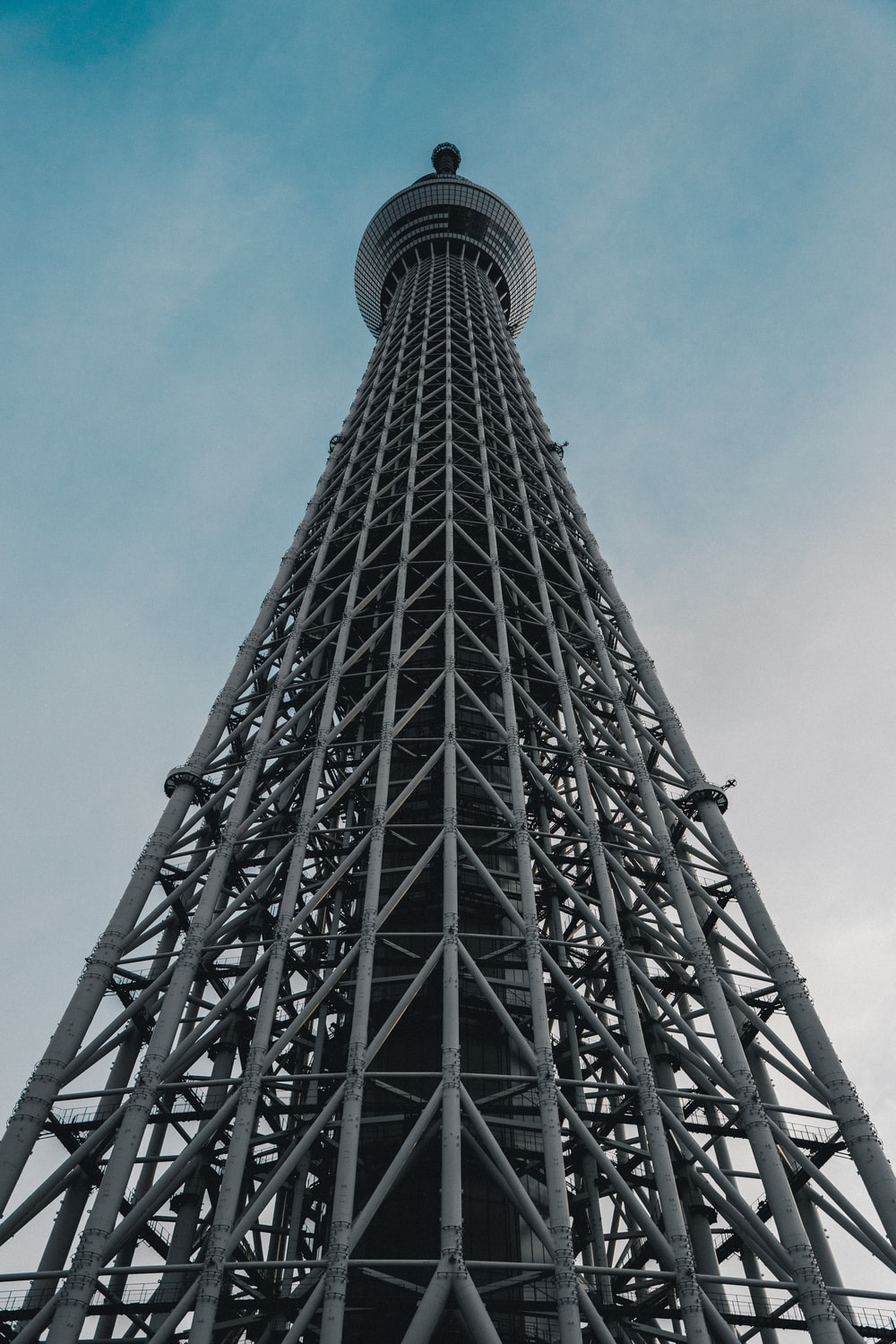 black and white tower under blue sky during daytime