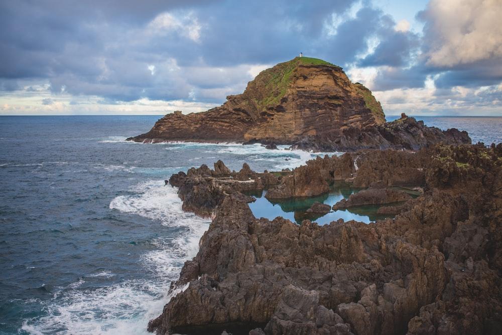 Piscinas naturales, Madeira, Portugal
