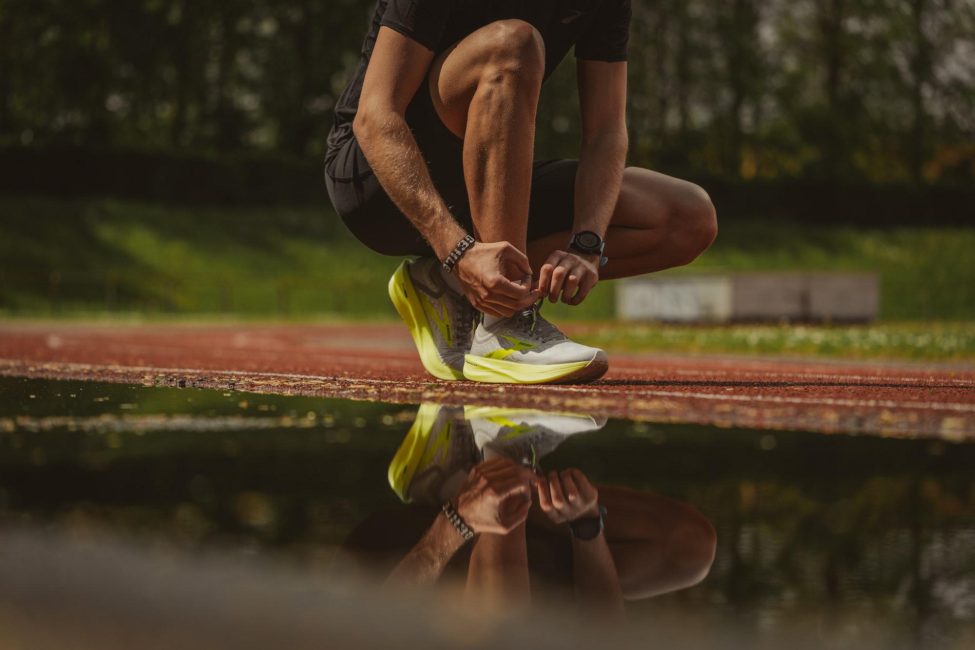 รองเท้า กับการวิ่งคุมโซนหัวใจ