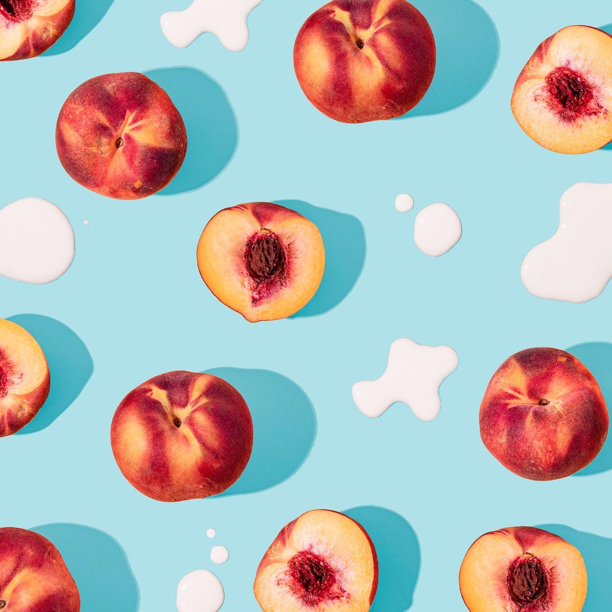 Peach fizz