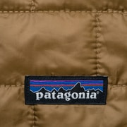 Patagonia golden brown