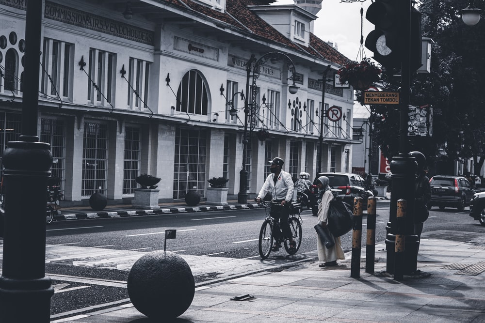 streets in asia