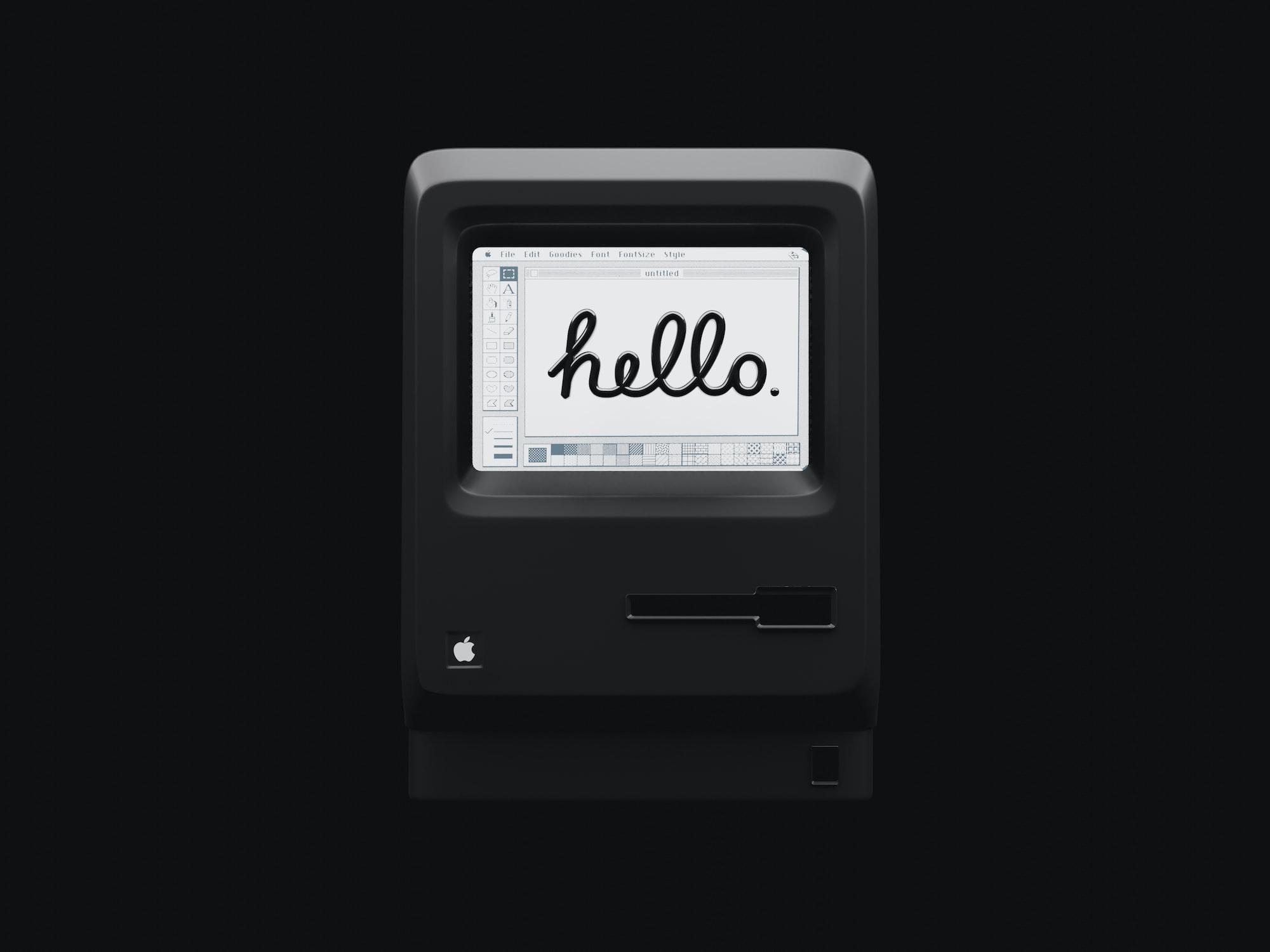 Macintosh Definition