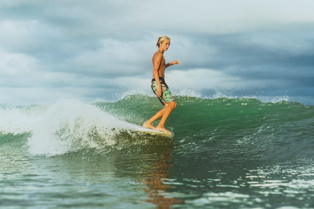 el surf es autocuidado