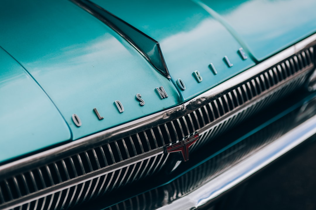 Front View of Oldsmobile - unsplash
