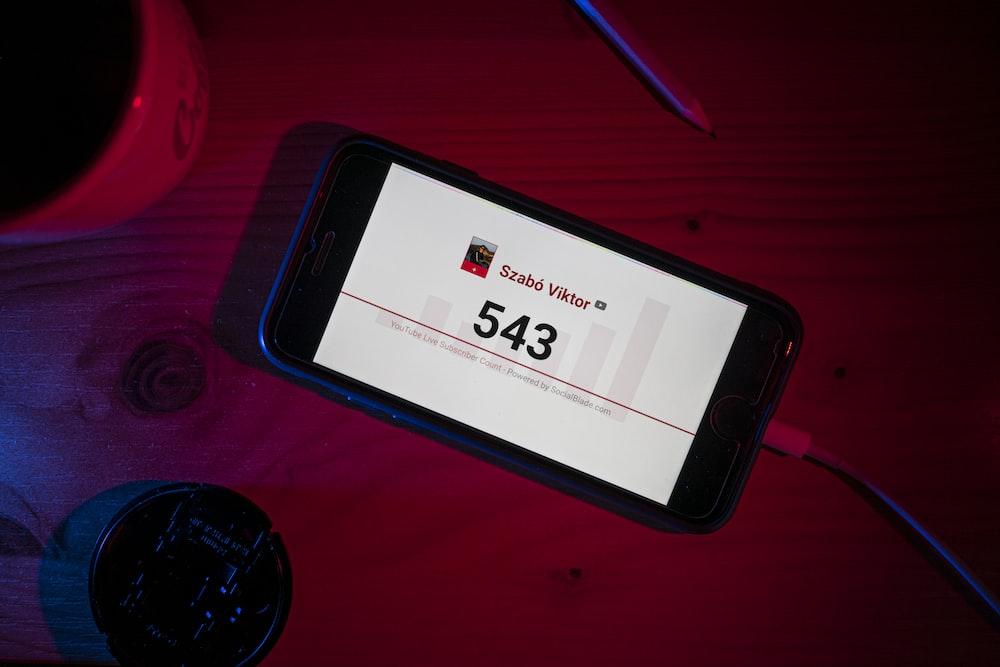 black digital device at 3 hours