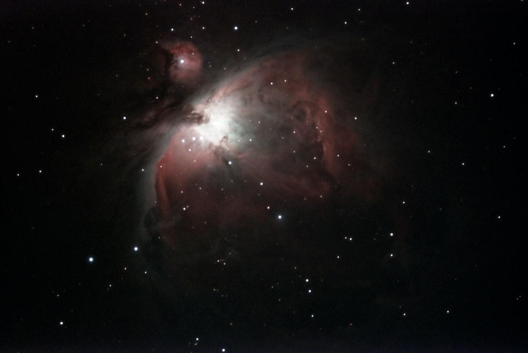 Orion Nebula (m42) - unsplash