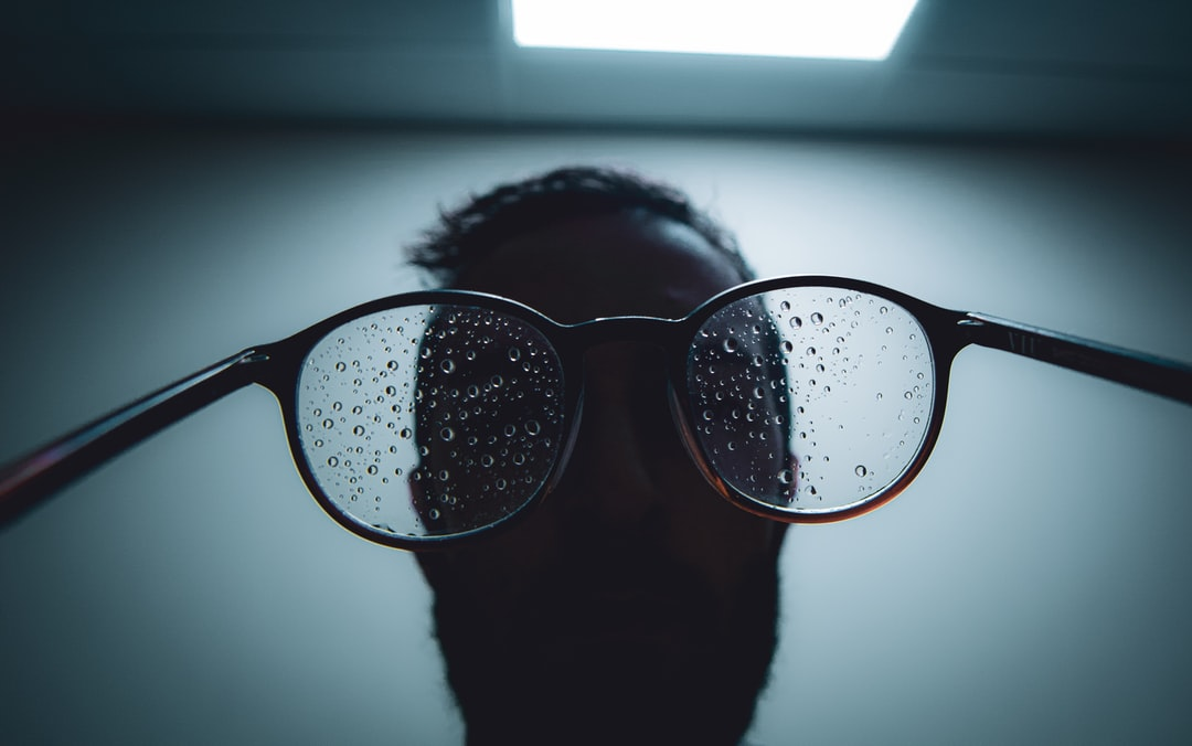 Through My Glasses, Through My Eyes, Though My Perspective - unsplash