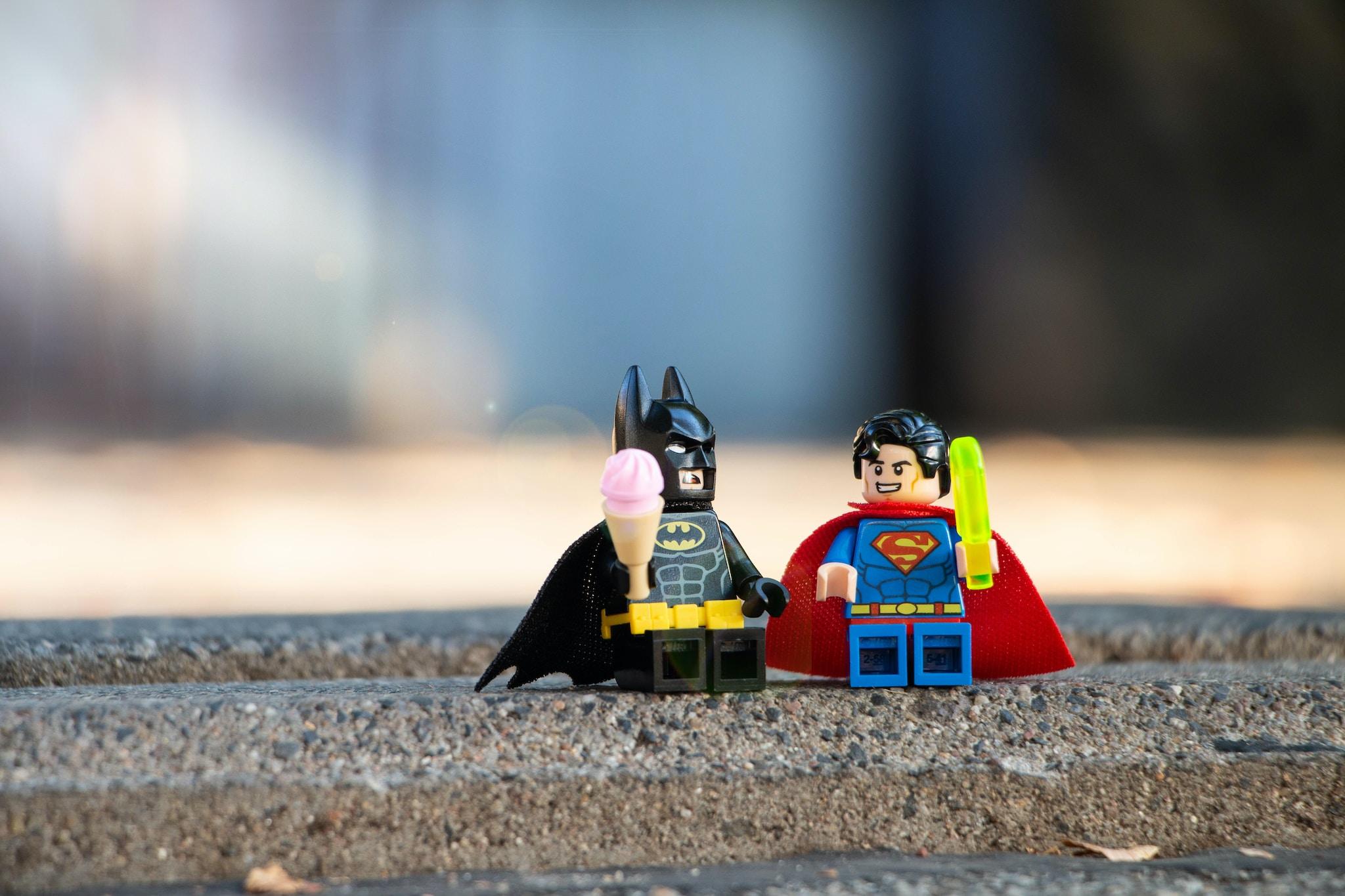 How to be a superhero editor