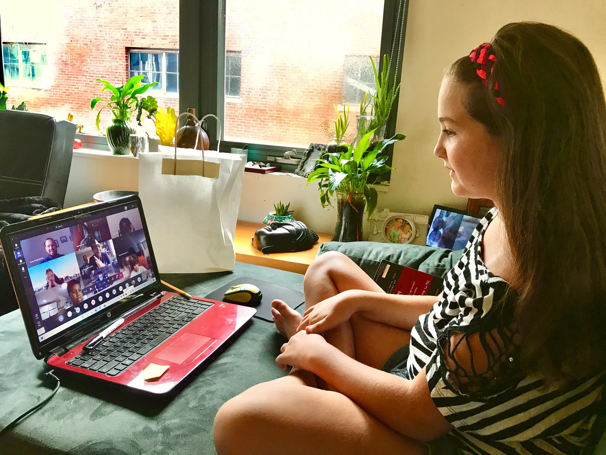 Taking on the obstacles of distance learning
