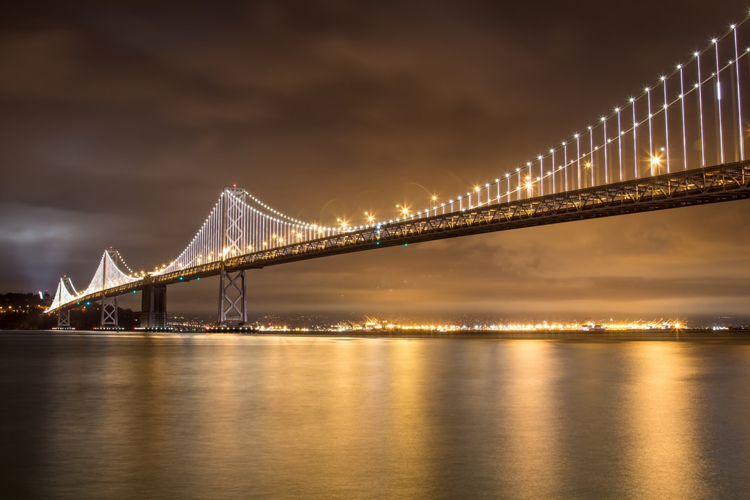 Bridge Over Water During Night Time - unsplash