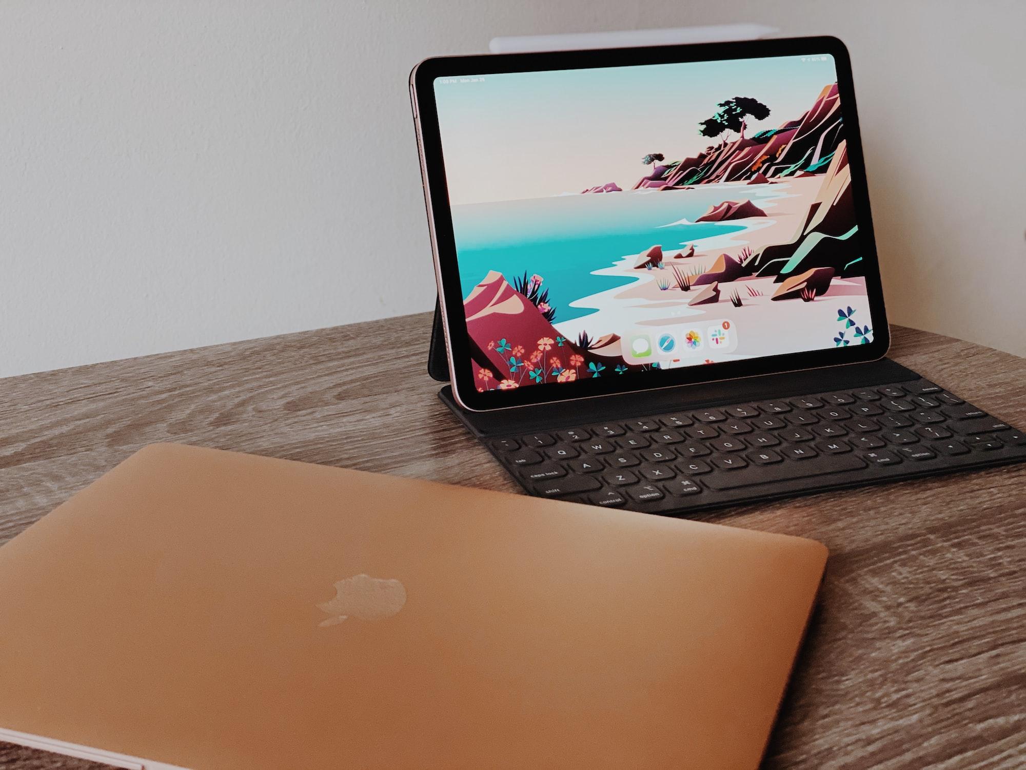O crescendo do iPad