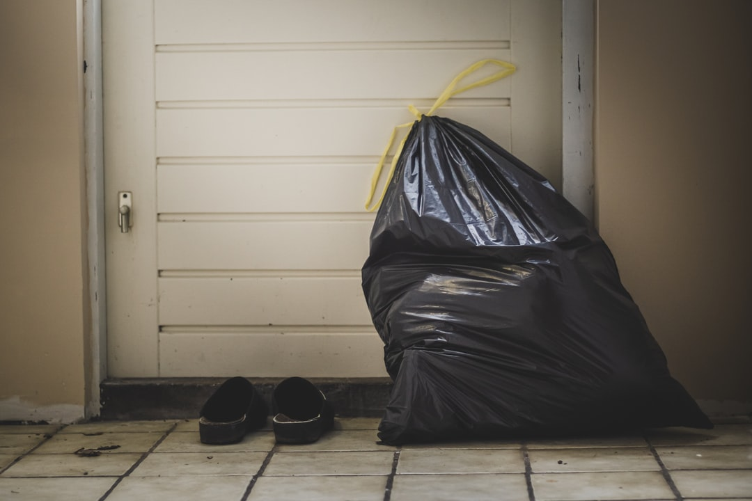 how to deal with all your garbage