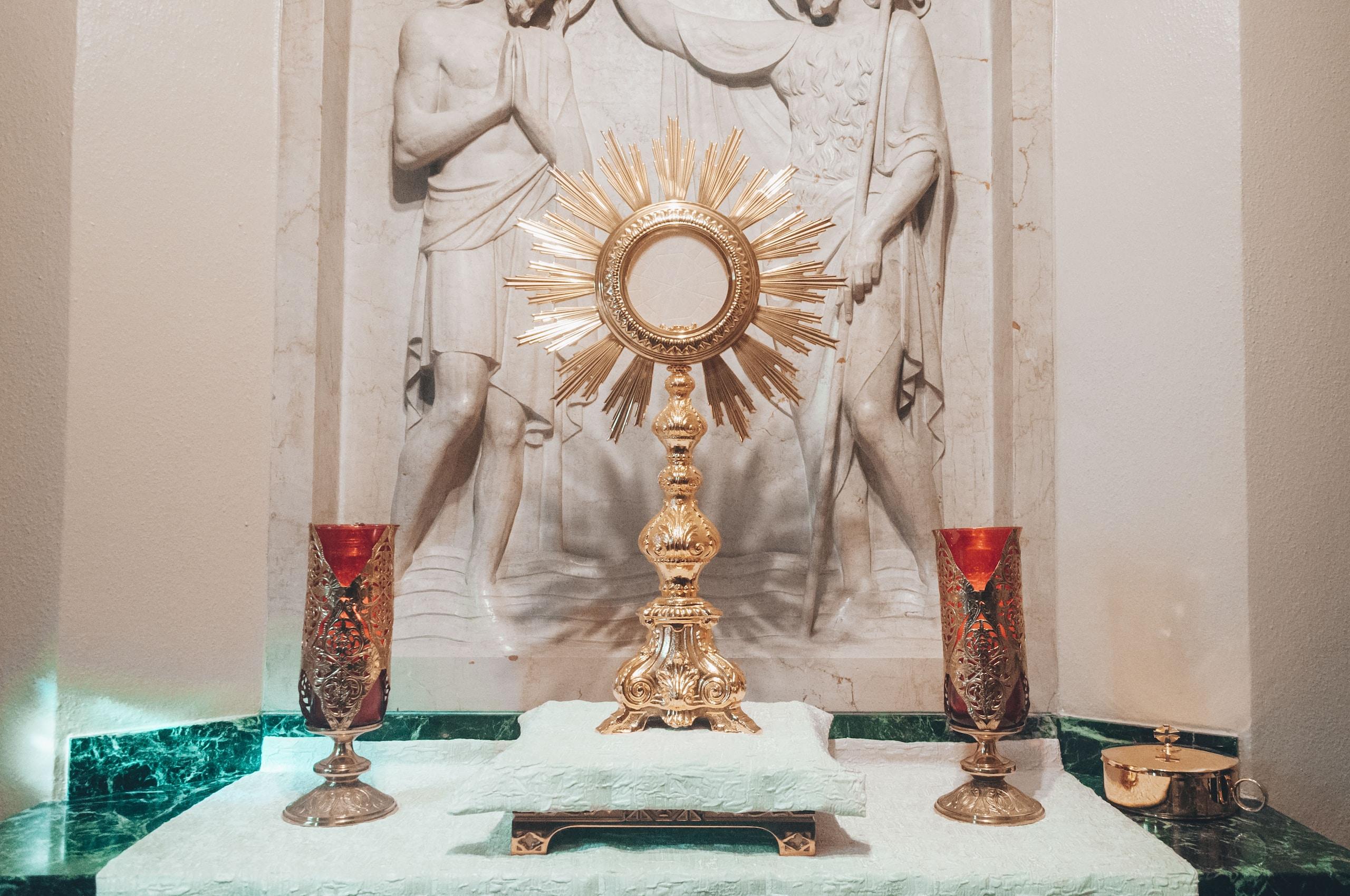 Stille Eucharistische Anbetung