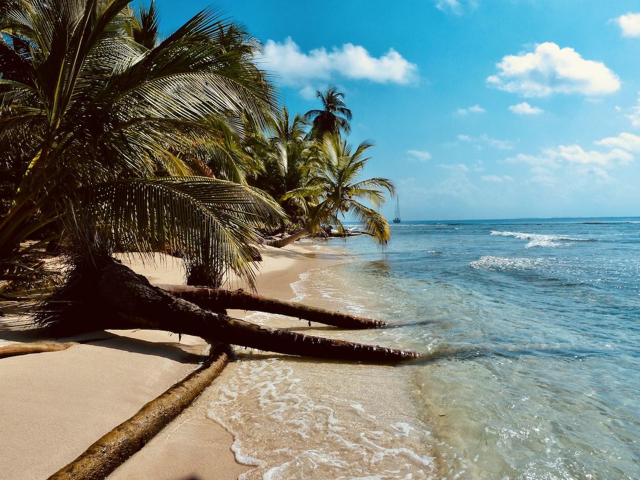 dovolená v teple v karibiku