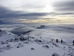 Gipfeltag! Barafu Camp 4640m - Uhuru Peak 5895m - Millennium Camp 3790m