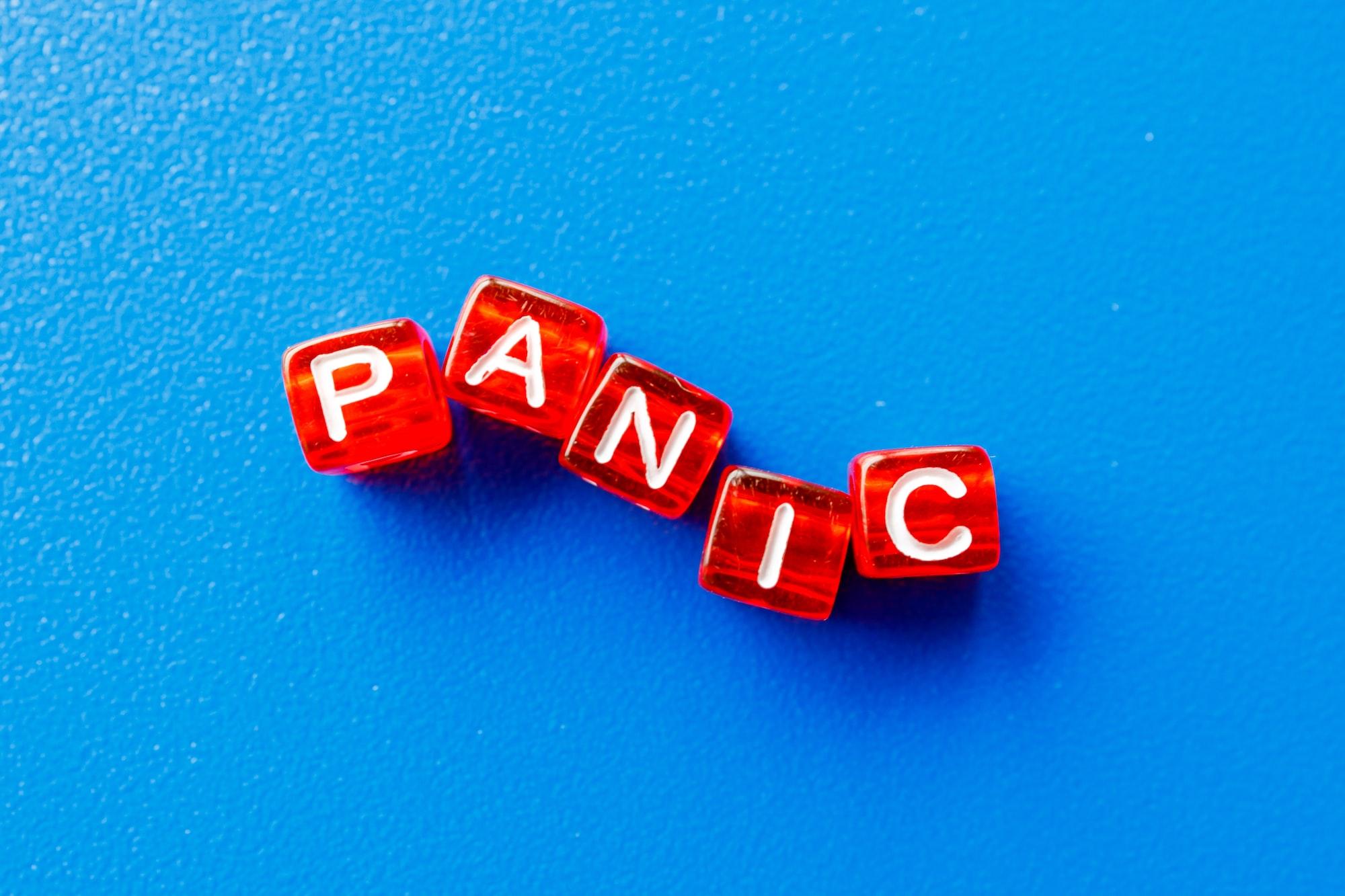 Policy Panic