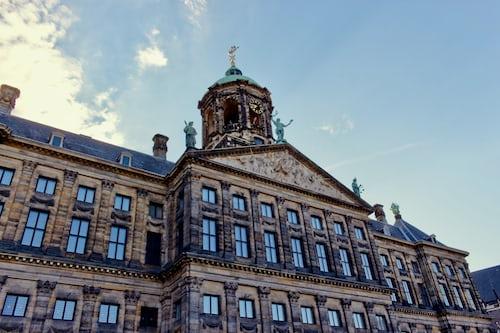 El Palacio Real, Amsterdam