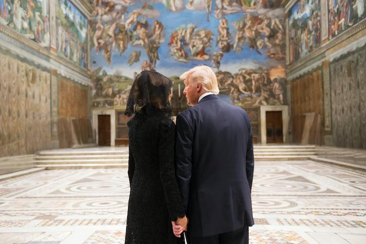 The Sistine Chapel, Vatican City, Iconic Landmarks in Europe