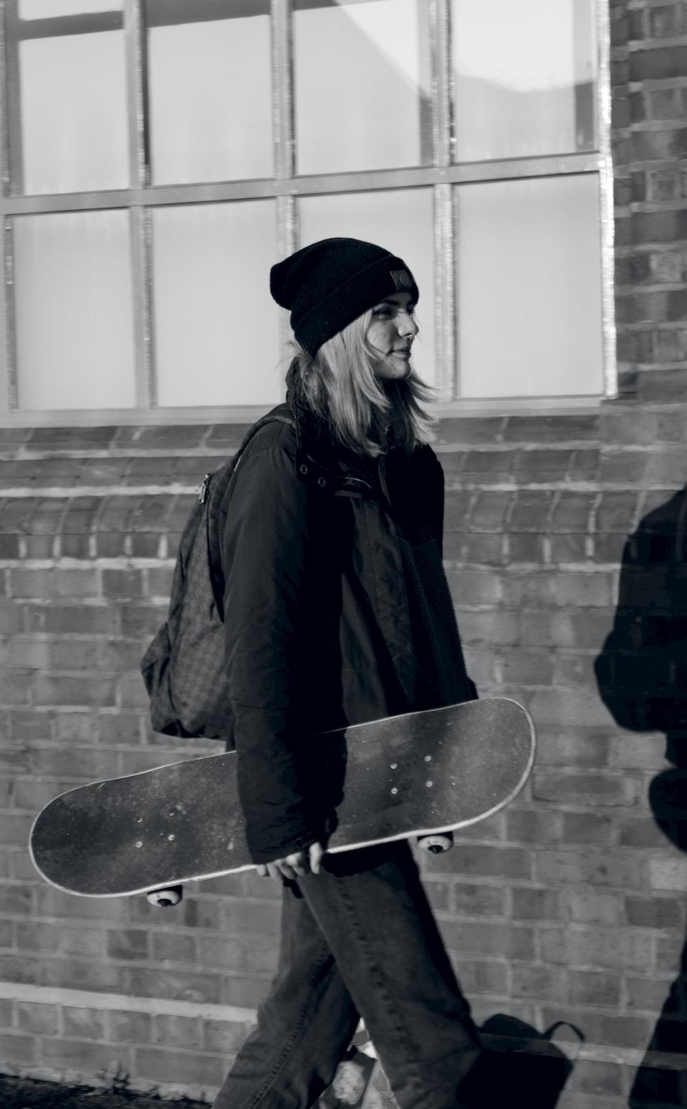 Skateboard Wallpaper Girl