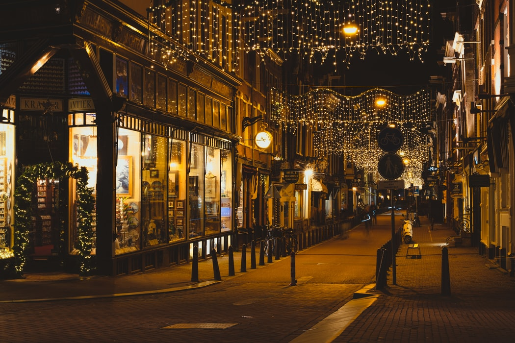 Amsterdam, Places to Spend Christmas in Europe