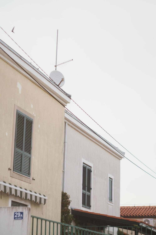 beige concrete building under white sky during daytime