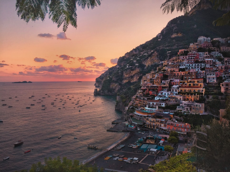 Amalfi Coast - Italy, Best Scenic Drives in Europe