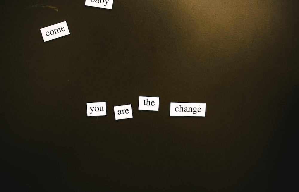 Schimbări comportamentale