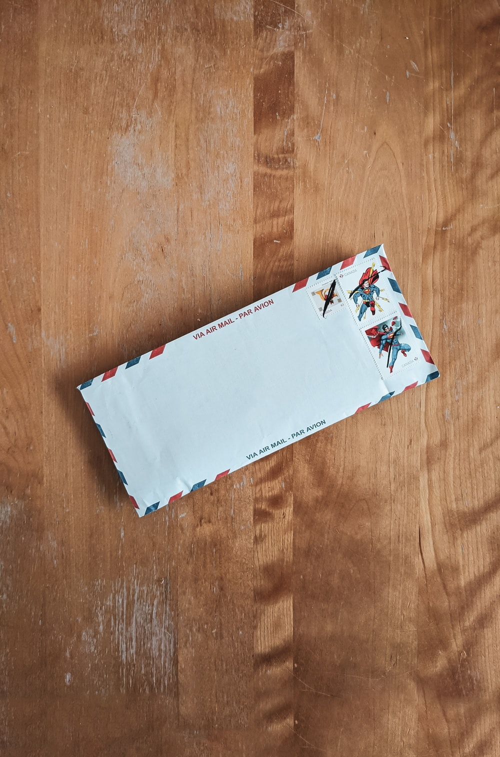 white plastic pack on brown wooden table