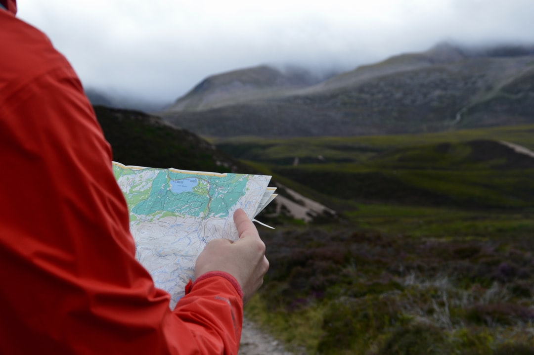 navigation is part science and part art, especially when the fog comes down
