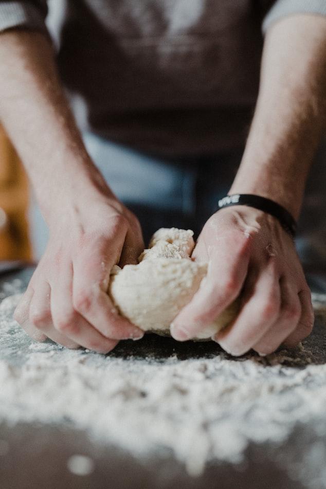 recept na domácí kváskový chléb z pekárny