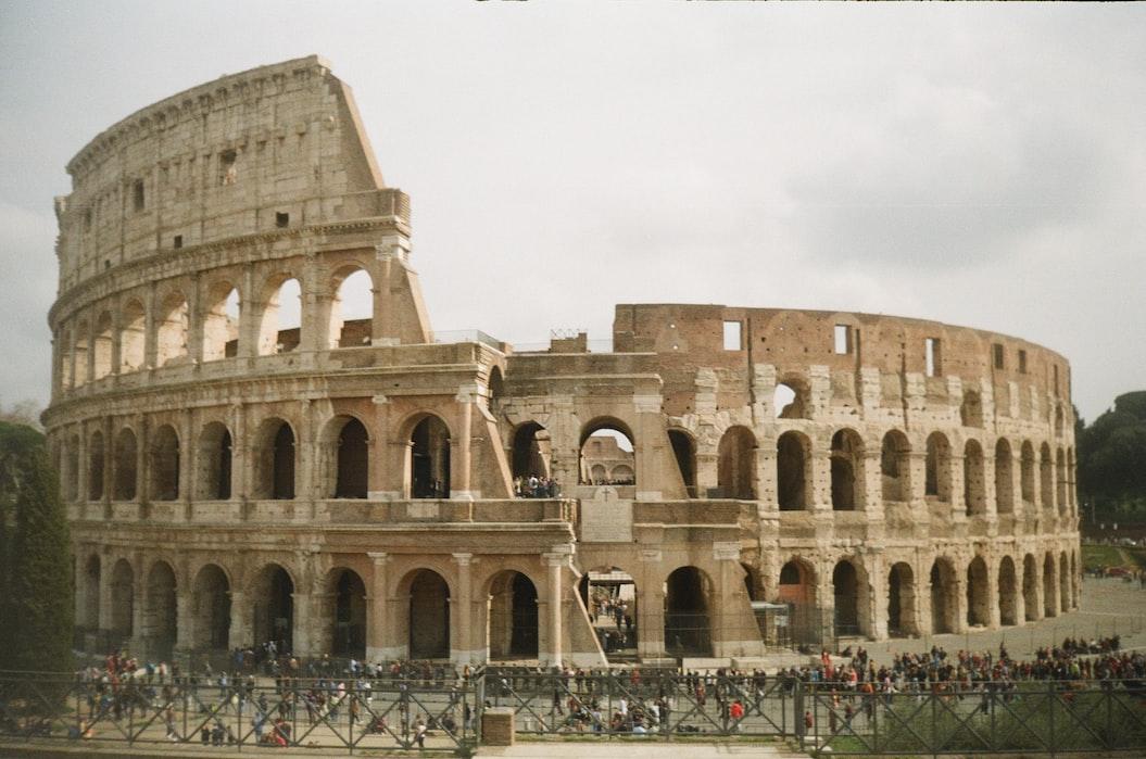 Vakantie in Italië, bezoek het Colosseum