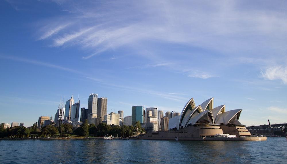 sydney opera house in australia during daytime