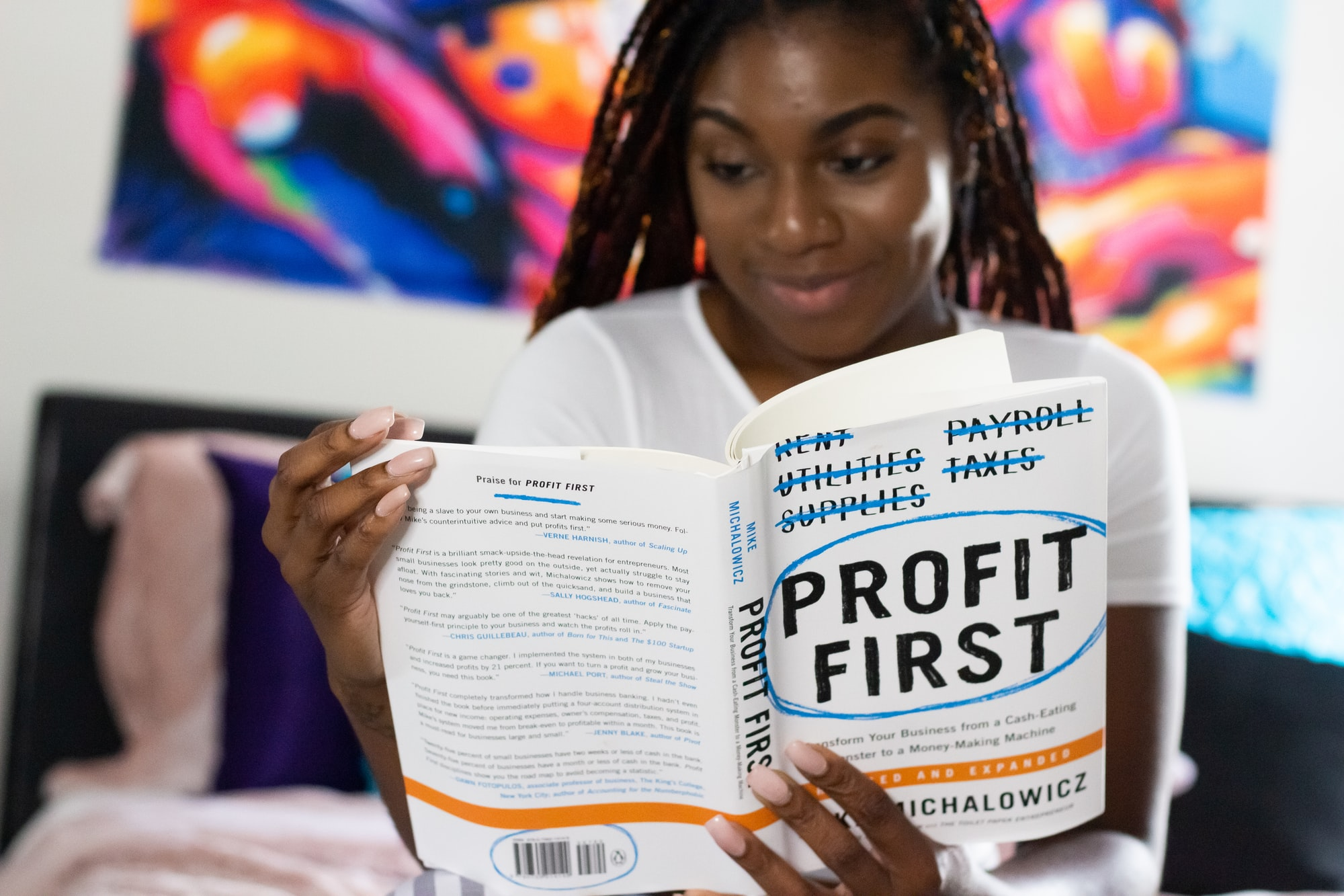 Take Your Profit First