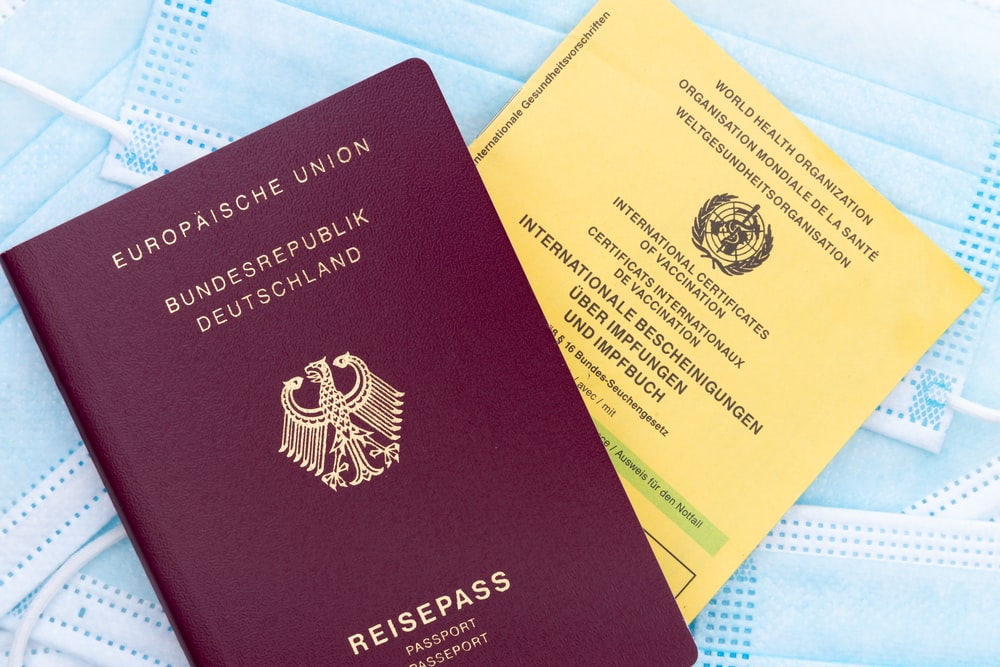 the united states of america passport