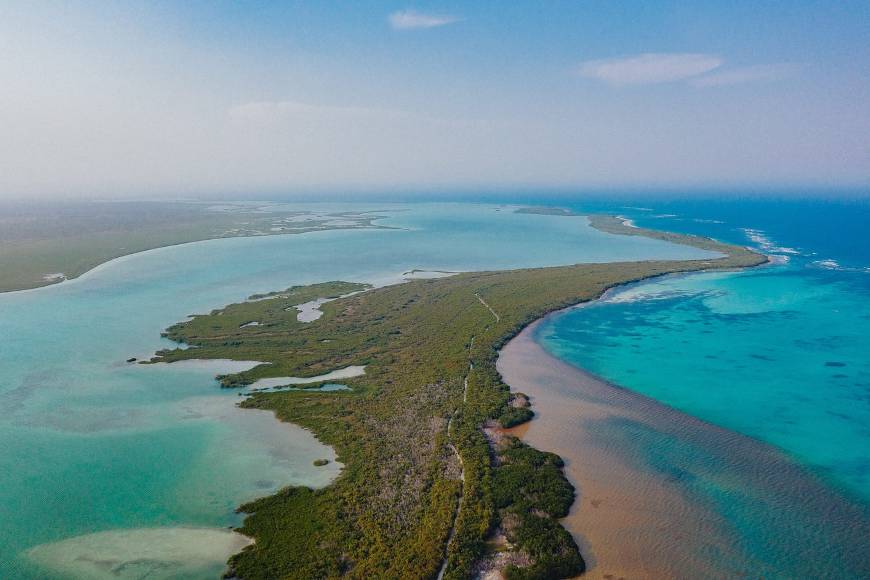 meksyk półwysep jukatan sian kaan