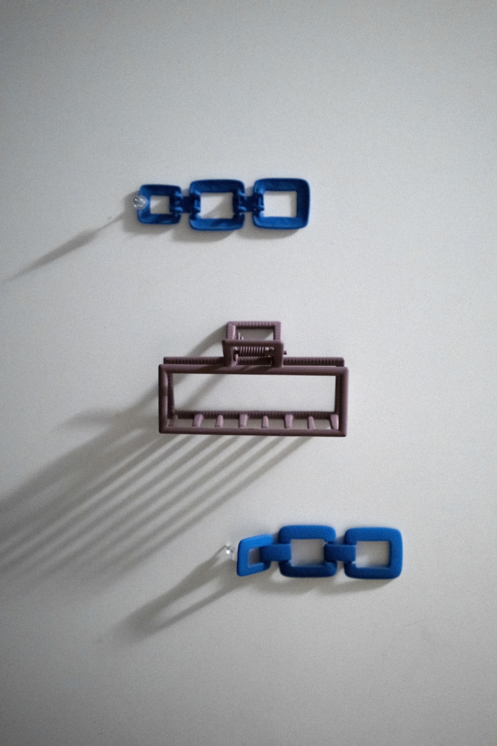 blue and black plastic toy