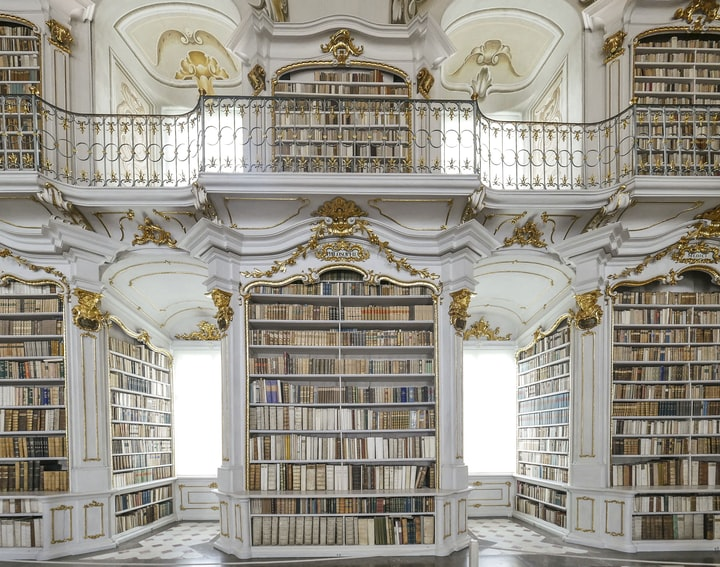 Mistress of the House of Books
