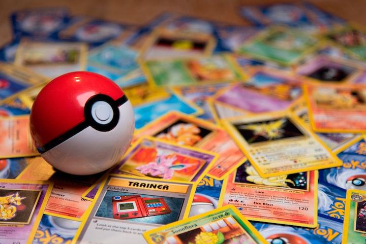 Pokémon card grading