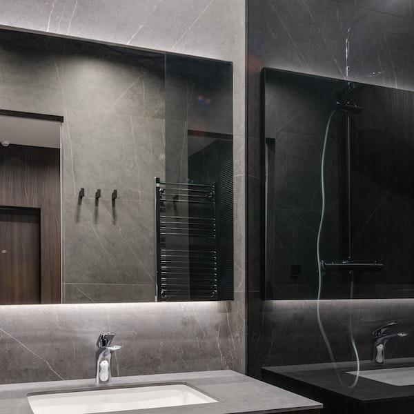 Kleines Bad: Ideen und Einrichtungstipps