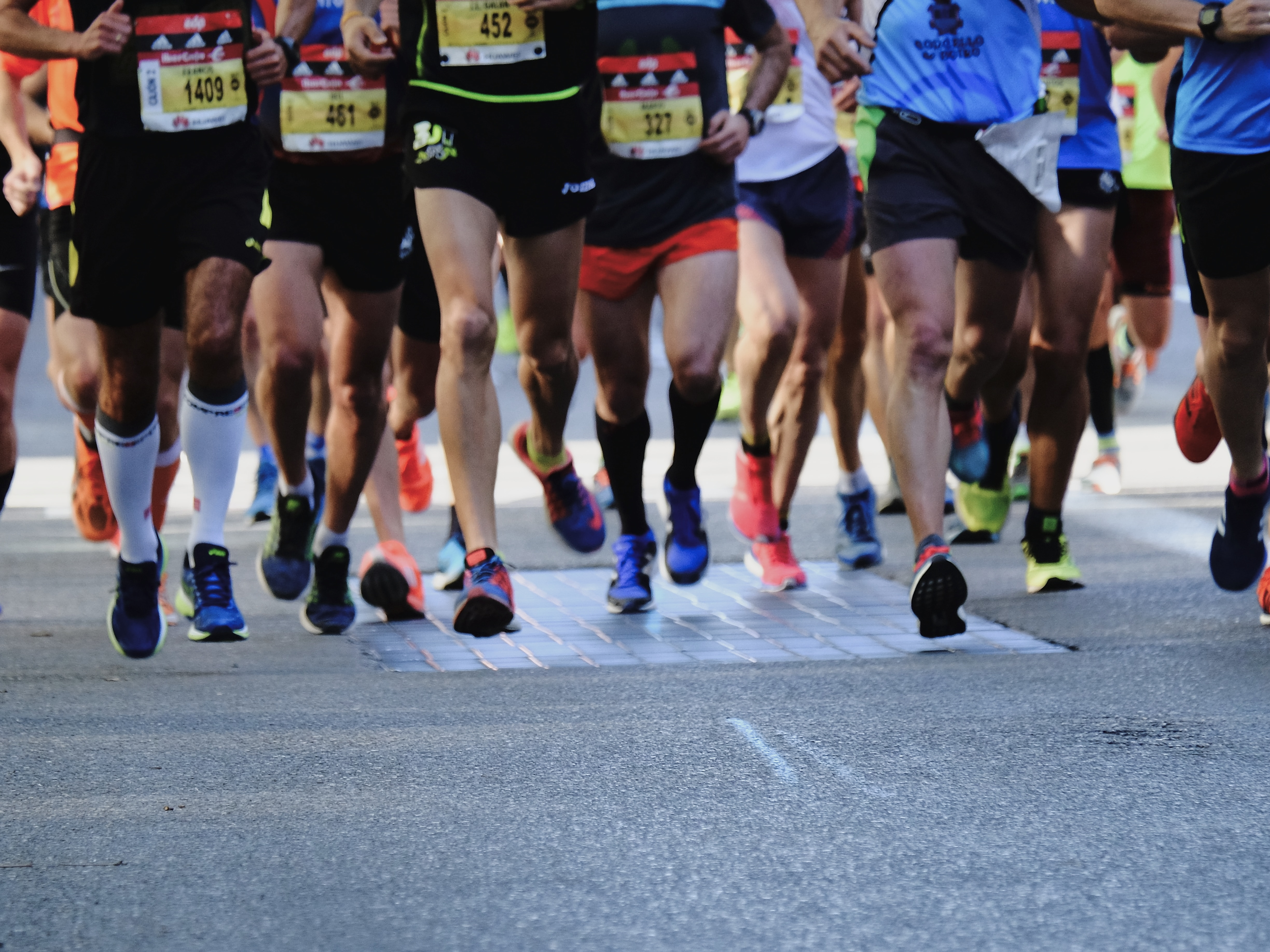 What is it like to run a Marathon Mile by Mile?